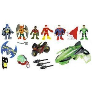 Fisher-Price(フィッシャープライス) Imaginext Justice League Heroes コレクション