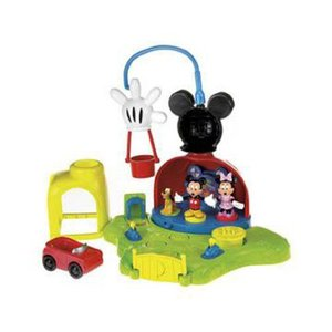 Fisher-Price(フィッシャープライス) ミッキー's Surprise Club家