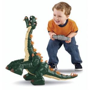 Fisher-Price(フィッシャープライス) Imaginext Spike the Ultra Dinosaur
