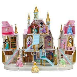 Disney(ディズニー) プリンセス マジカル 城 プレイセット|worldselect