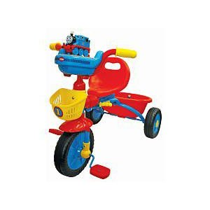 Thomas(機関車トーマス) Activity Fold N' Go Tricycle|worldselect