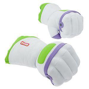 Disney(ディズニー) Pixar Toy Story(トイストーリー) トーキング バズライトイヤー Gloves / Fists|worldselect