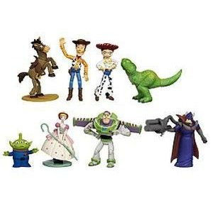 Disney(ディズニー) Pixar Toy Story(トイストーリー) & Beyond 8-Pc. フィギュリン セット|worldselect