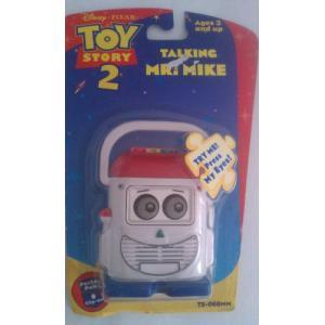 Disney(ディズニー) Pixar Toy Story(トイストーリー) 2 トーキング Mr ...