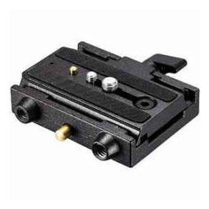 Manfrotto Rapid Connect Adapter Assembly with Sliding Mounting Plate|worldselect