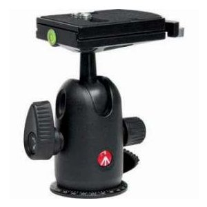 Manfrotto 498RC4 Midi Ball Head 498 with RC4 Rapid Connect - Maximum Load: 17.6 lbs/ 8 kg|worldselect