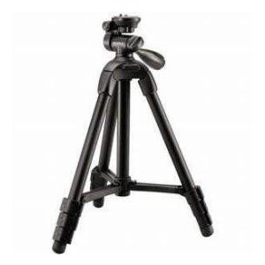 Sony Lightweight Tripod with 3-Way Quick-Release Panhead & Case,Supports 2.7 lbs, Maximum 39