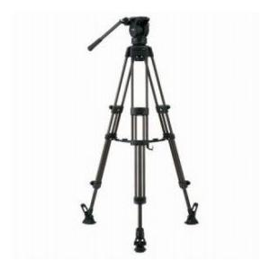 Libec LX7M Tripod System with Mid Level Spreader and Case, 8 kg/17.6 lb Load Capacity, 75mm Ball worldselect