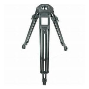 Cartoni H601 Aluminum 1-Stage Heavy-Duty Tripod Legs with 100mm Bowl, Supports 176 lbs, Maximum H
