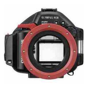 Olympus PT-EP01 E-PL1 Underwater Housing for PEN E-PL1 Digital Camera|worldselect