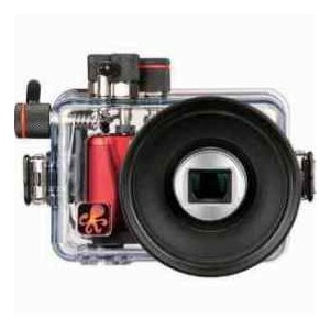 Ikelite 6170.20 Underwater TTL Camera Housing for Panasonic Lumix DMC-ZS20, TZ30, Leica V-LUX 40|worldselect