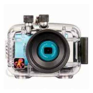 Ikelite Underwater Camera Housing for Canon Powershot Elph 110 HS, IXUS 125 HS Digital Cameras|worldselect