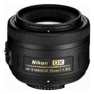 Nikon 35mm f/1.8G AF-S DX Nikkor Lens for DSLR Cameras - U.S.A. Warranty worldselect