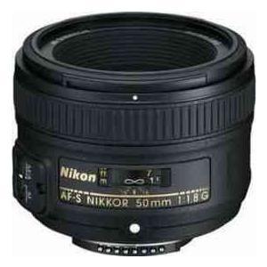 Nikon 50mm f/1.8G AF-S Nikkor Lens - Nikon U.S.A. Warranty worldselect