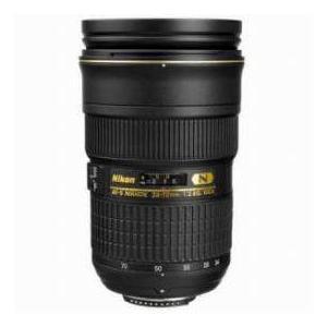 Nikon 24-70mm f/2.8G ED-IF AF-S Nikkor Lens - Nikon U.S.A. Warranty worldselect