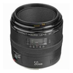 Canon EF 50mm f/2.5 Compact Macro Standard AutoFocus Lens - USA|worldselect