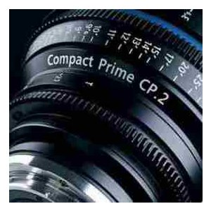 Zeiss Compact Prime CP.2 50mm f/2.1 Makro-Planar T(Feet) Lens with Canon EF EOS Mount|worldselect