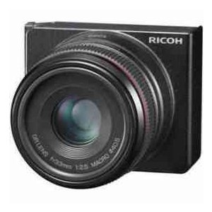 Ricoh GR LENS A12 50mm f/2.5 MACRO Camera Unit, 12 Megapixel