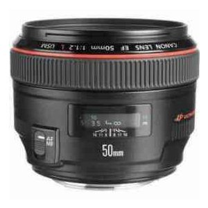 Canon EF 50mm f/1.2L USM Ultra-Fast Standard AutoFocus Lens, Grey Market|worldselect|02