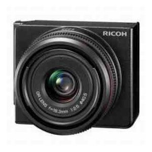 Ricoh GR LENS A12 28mm f/2.5 Camera Unit, 12 Megapixel