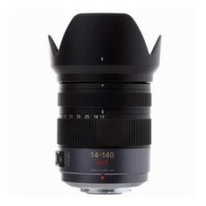 Panasonic Lumix Vario 14-140mm f/4.0-5.8 Aspherical Lens for Micro Four Thirds Lens Mount Systems