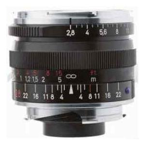 【商品名】Zeiss Ikon 28mm f/2.8 T* ZM Biogon Lens, for ...