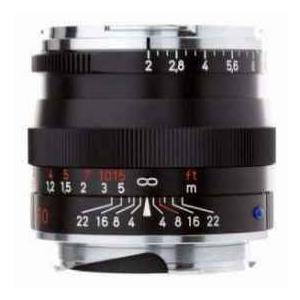 【商品名】Zeiss Ikon 50mm f/2.0 T* Planar, ZM Lens, for...
