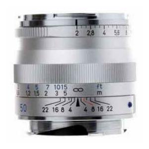 【商品名】Zeiss Ikon 50mm f/2.0 T* Planar, ZM Lens for ...