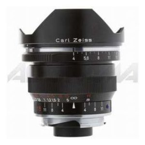 Zeiss Ikon 18mm f/4 T* ZM Distagon Lens, for Zeiss Ikon & Leica M Mount Rangefinder Cameras, Blac|worldselect