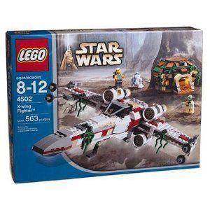 【LEGO(レゴ) スターウォーズ】 スター・ウォーズ Xウイング・ファイター 4502|worldselect