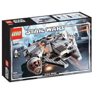 【LEGO(レゴ) スターウォーズ】 スター・ウォーズ ミレニアムファルコン 4504|worldselect