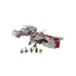 【LEGO(レゴ) スターウォーズ】 スターウォーズ リパブリック Frigate 7964|worldselect