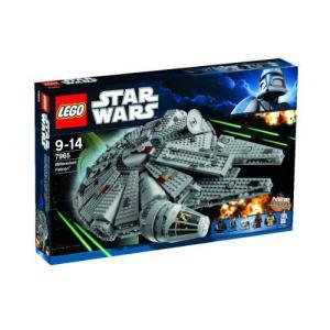 【LEGO(レゴ) スターウォーズ】 スター・ウォーズ ミレニアム・ファルコン 7965|worldselect
