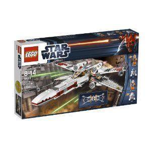 【LEGO(レゴ) スターウォーズ】 レゴスターウォーズX-ウィングスターファイター9493 Star Wars X-Wing Starfighter 9493|worldselect