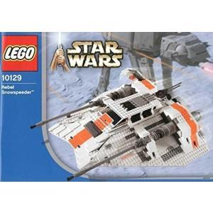 【LEGO(レゴ) スターウォーズ】 スターウォーズ Rebel Snowspeeder (10129)|worldselect