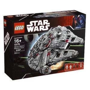 【LEGO(レゴ) スターウォーズ】 レゴスターウォーズアルティメット・コレクターズミレニアム・ファルコン|worldselect