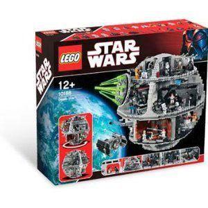 【LEGO(レゴ) スターウォーズ】 Star Wars DEATH STAR - 10188 - スターウォーズ デススター|worldselect