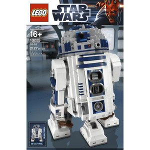 【LEGO(レゴ) スターウォーズ】 スターウォーズ R2D2/  r2d2 数10種類の可動ギミック付き!【2012最新特別限定品】 10225|worldselect