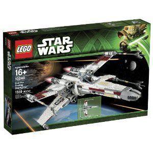 【LEGO(レゴ) スターウォーズ】 10240 スター・ウォーズ X-ウイング・ファイター(TM) レッド中隊機  Red Five X-wing Starfighter|worldselect