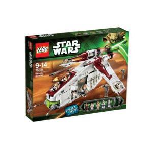 【LEGO(レゴ) スターウォーズ】 スター・ウォーズ リパブリック・ガンシップ 75021|worldselect