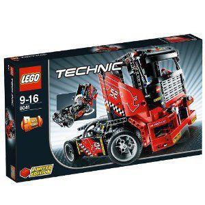 【LEGO(レゴ) テクニック】 テクニック レーストラック 8041|worldselect