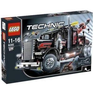 【LEGO(レゴ) テクニック】 テクニック レッカー車 8285|worldselect