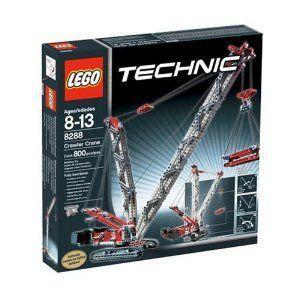【LEGO(レゴ) テクニック】 テクニック 8288 Crawler Crane|worldselect