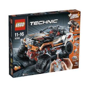 【LEGO(レゴ) テクニック】 テクニック 4WDクローラー 9398|worldselect