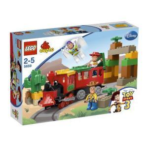 【LEGO(レゴ) デュプロ】 デュプロ トイ・ストーリー どきどき列車追跡 5659|worldselect
