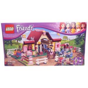 【LEGO(レゴ) フレンズ】  女の子も楽しい!フレンズ ハートレイク ステーブル 3189|worldselect