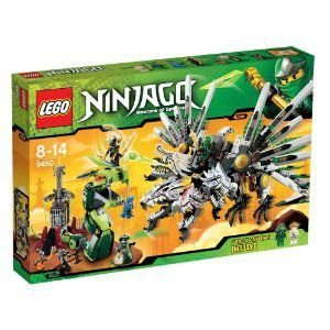 【LEGO(レゴ) ニンジャゴー】 ニンジャゴー 激闘ドラゴン・バトル 9450|worldselect