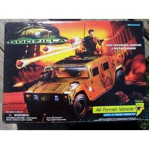 ゴジラ All-terrain Vehicle|worldselect