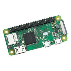 Raspberry Pi Zero W(ヘッダーはんだ付け済み)