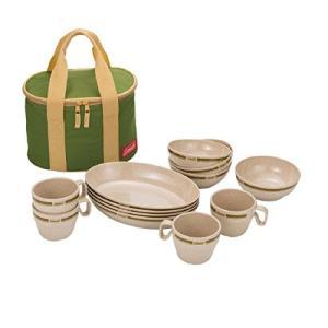 コールマン Coleman ナチュラルディッシュテーブルウェアセット2000012922 キャンプ用品 食器セット